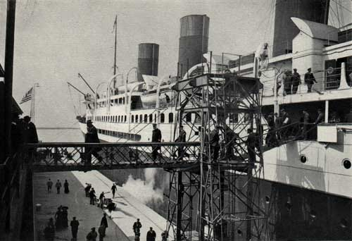SS France (1912) Photo-02-1912-04-20-FranceSonPremie