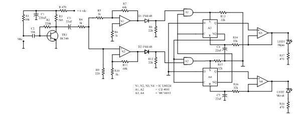 speaker phase checker