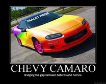 Haters Gunna Hate Camaro