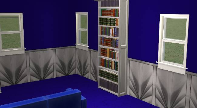 Daylen Library Bookcases White Recolor DaylenLibraryBookCases_WhiteRecolor1_zpsm2nkmlml