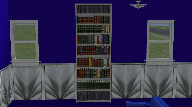 Daylen Library Bookcases White Recolor DaylenLibraryBookCases_WhiteRecolor2_zps3errfsnj