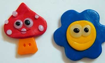 Fimo Creations Flowerfimo-007