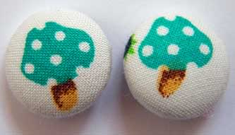 Fabric Buttons July-102