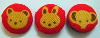 Fabric Buttons July-116