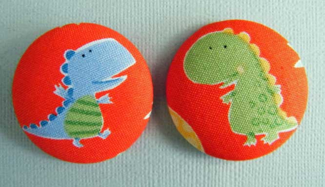 Fabric Buttons MarketST50-010