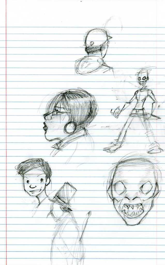 Karmy's art INVADER_HIME_ORGANICS013