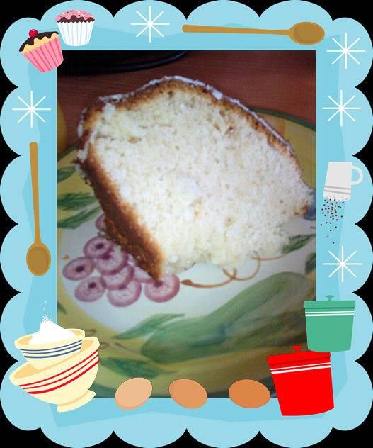Vanilla Cake DSC00033