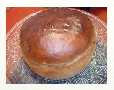 Italian Pane Al Cioccolato Smallphotochocolatebread