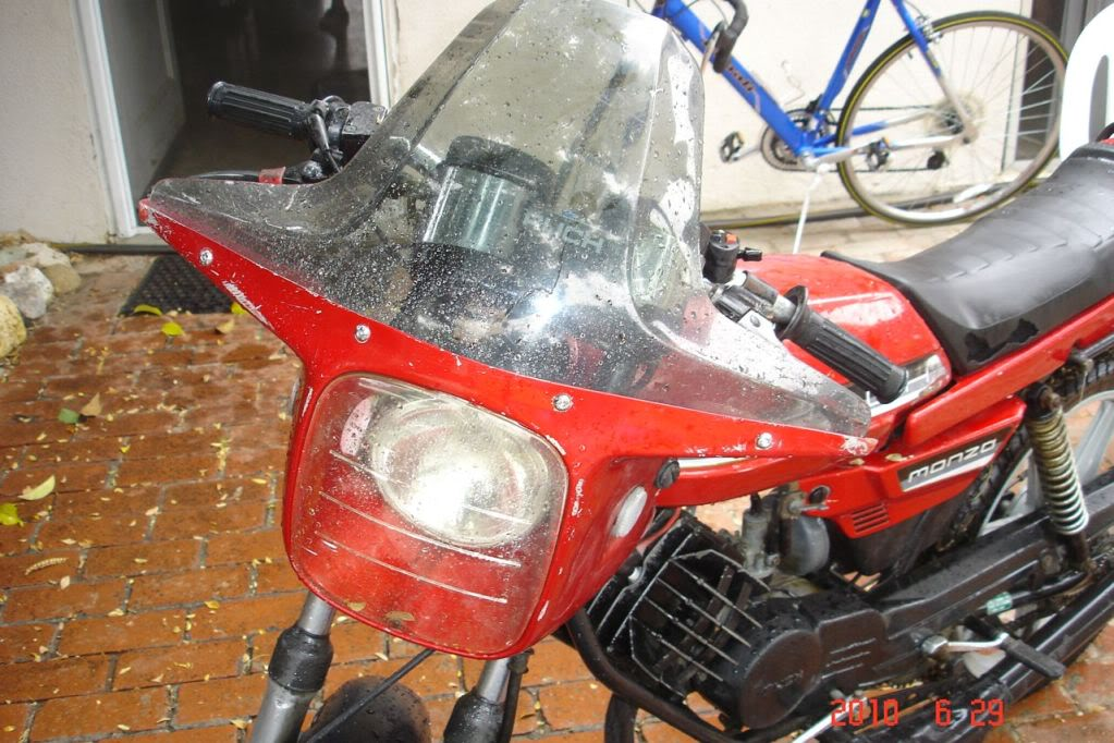Puch Monza - From San Francisco (USA) DSC03783