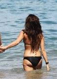 Ashley Tisdale in a black Bikini Th_14-4
