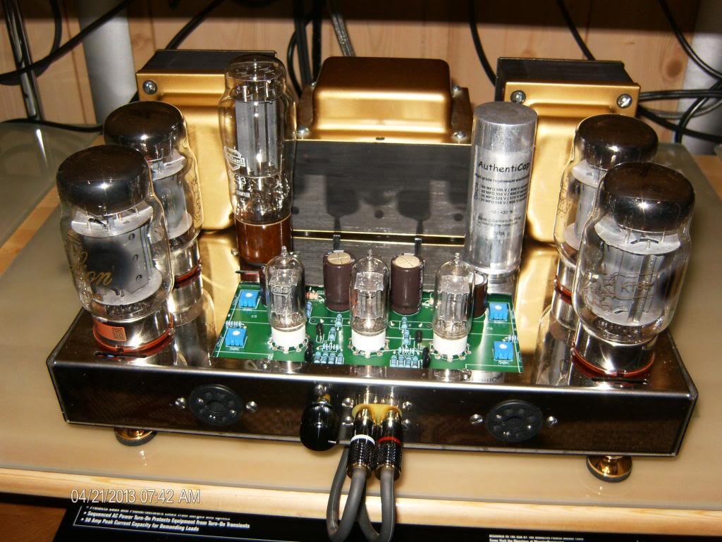 GZ-33 tube in an ST-120 amp GZ33tube008