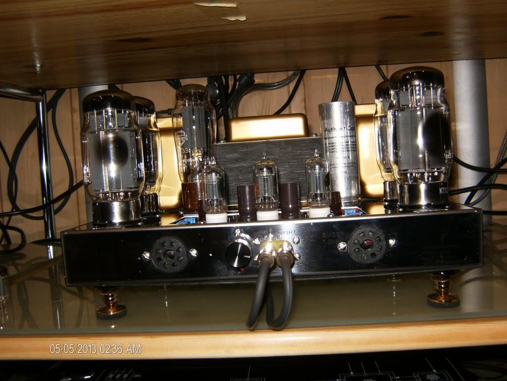 KT 120 tubes installed (pic) KT-120andDelphi002