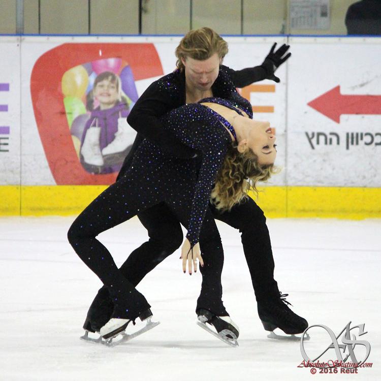 Изабелла Тобиас - Илья Ткаченко / Isabella TOBIAS - Ilia TKACHENKO ISR - Страница 3 IMG_8673