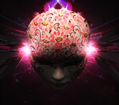 le masque de l'homme Masque