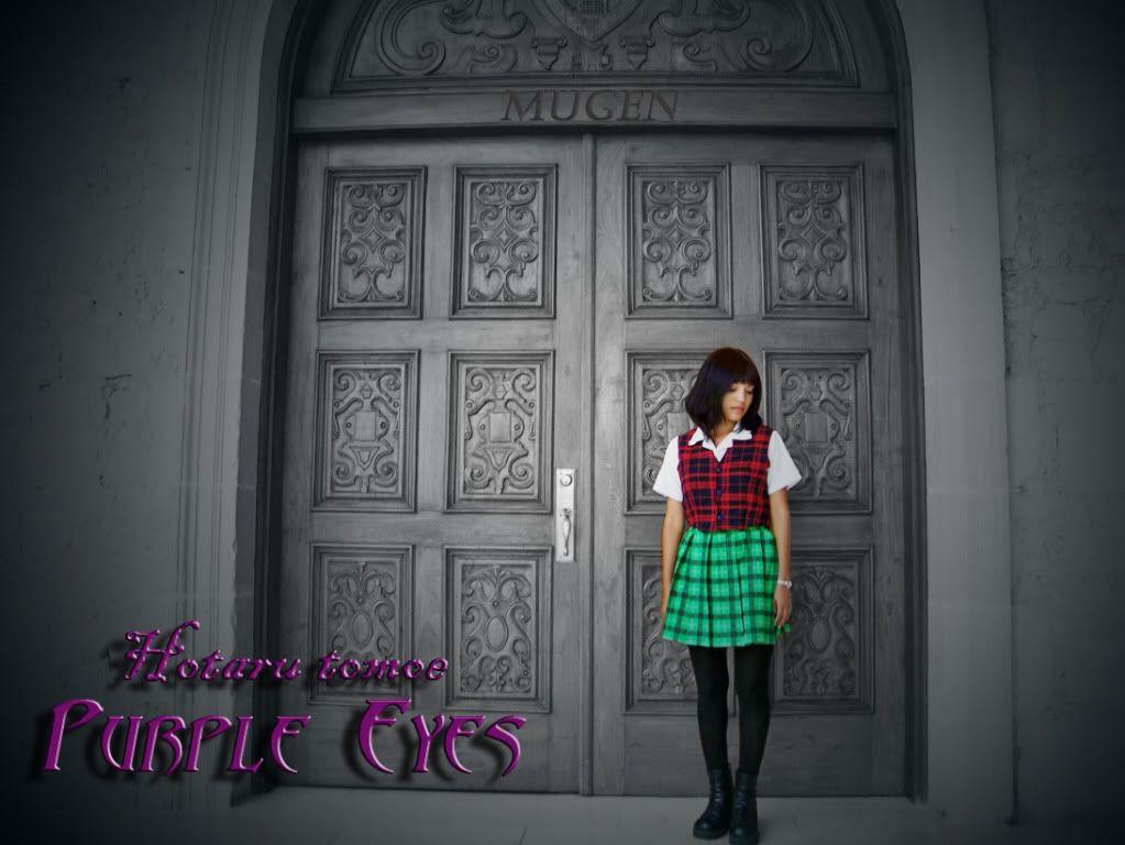 Purple Eyes, fan film de Sailor Saturn 100_2619-Hotaru-puerta