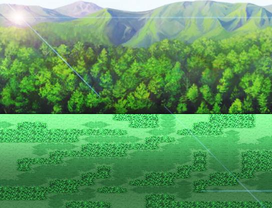 [-Graphics-] Making a Backdrop 8-1