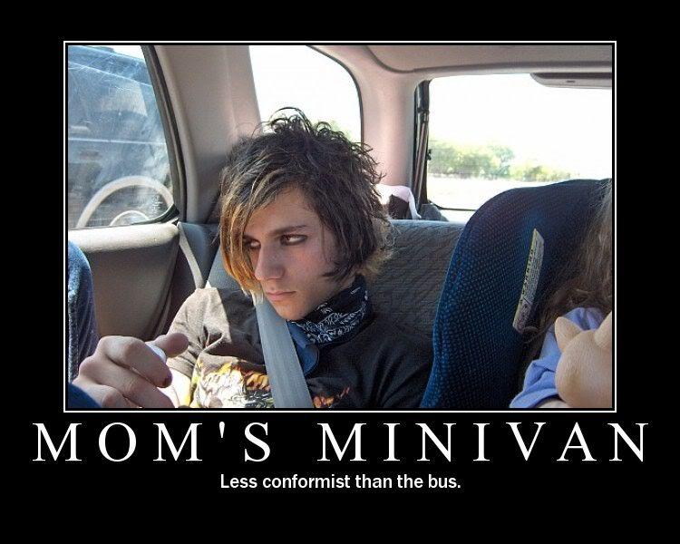Random Images and gif Thread. Minivan