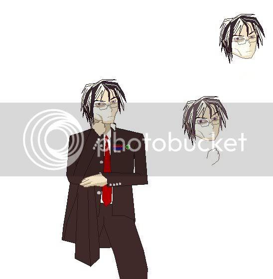 Character Sheets HeiShin-1