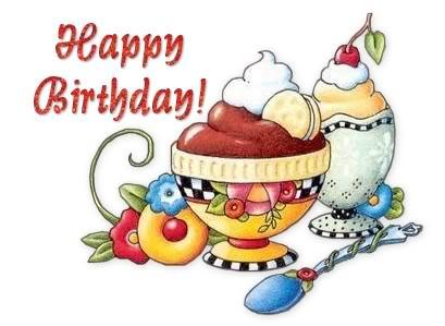 Happy Birthday Käppi Bdayicecream