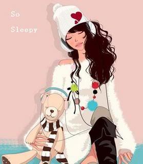 TỔNG HỢP AVATAR XINH , MẠI ZÔ!! MẠI ZÔ Sleep