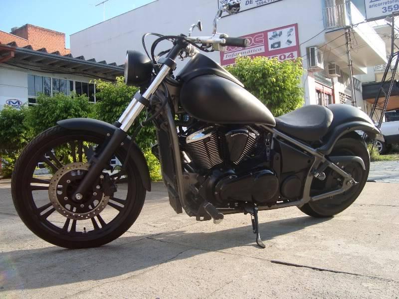 VULCAN 900 Bandida - a customização by charles Vulcan900OK009