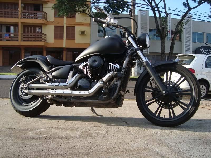 VULCAN 900 Bandida - a customização by charles Vulcan900OK010