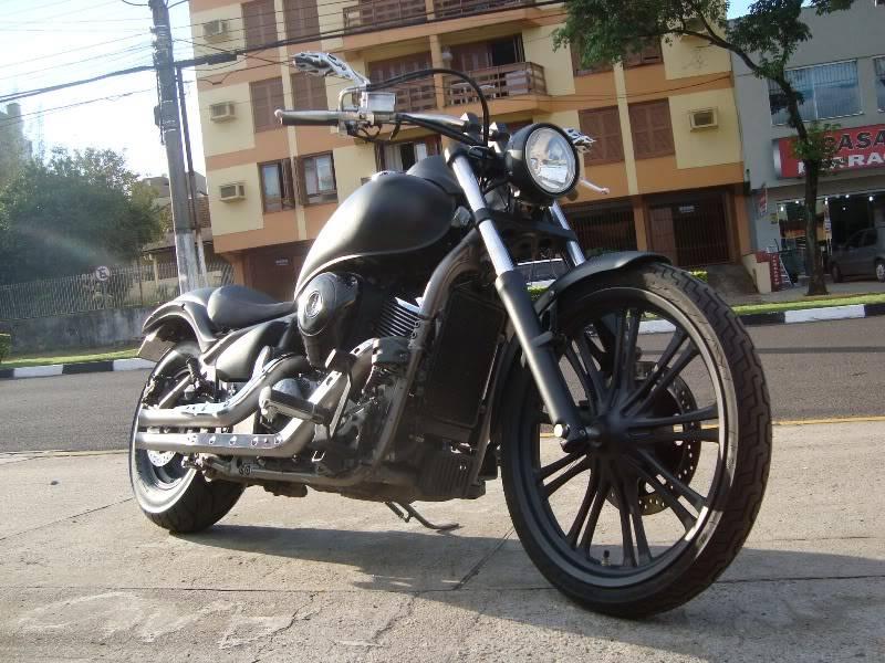 VULCAN 900 Bandida - a customização by charles Vulcan900OK011
