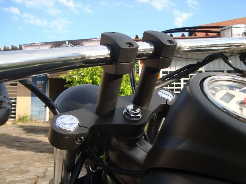 VULCAN 900 Bandida - a customização by charles Vulcan900OK013