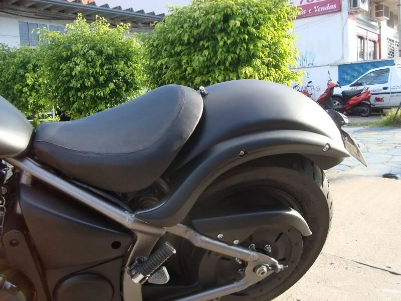 VULCAN 900 Bandida - a customização by charles Vulcan900OK015