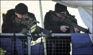 Close protection group / co19 _38658021_londonsiege300