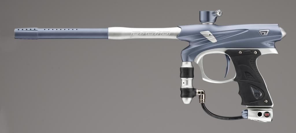 Se VENDE Proto Matrix 8 Limited Color Edition Blue Steel! M8-bluesteel