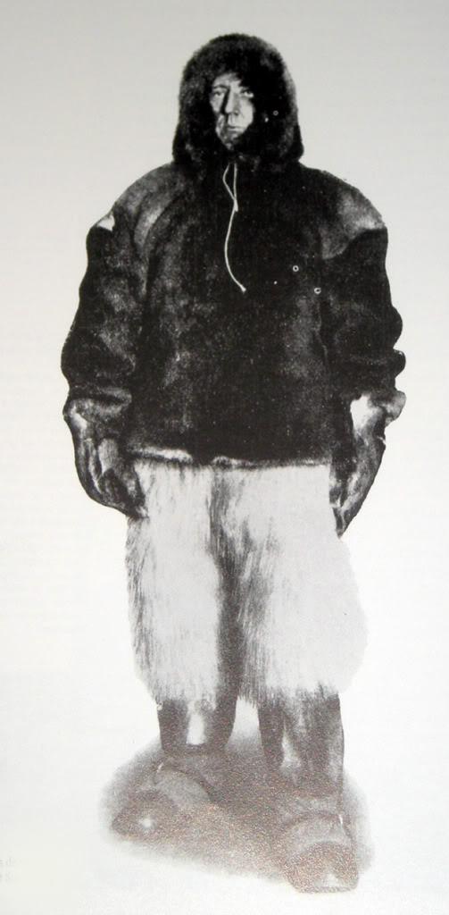 Quelle montre pour Roald Amundsen en 1911 et en 1926 Amundsen1