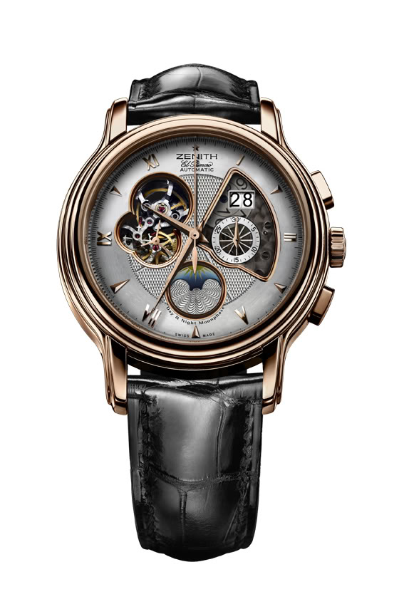 Exclusif : La collection Chronomaster ZENITH 2009 - 2010 Chronomaster_Open_Grande_Date_Moonp