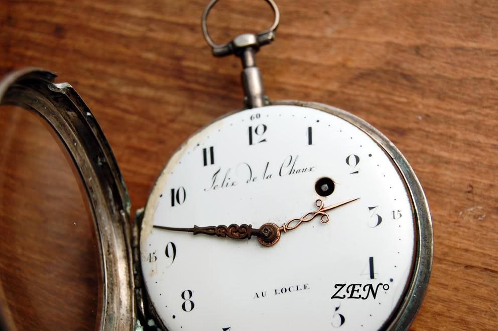 Felix de la Chaux horloger au Locle FelixCADRAN