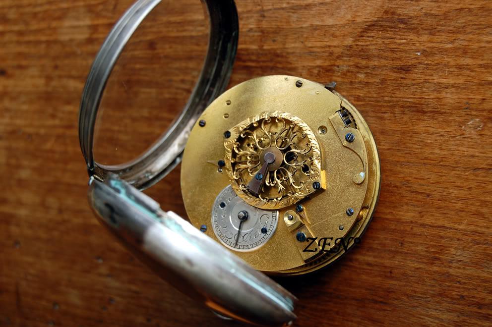Felix de la Chaux horloger au Locle Felixmvt