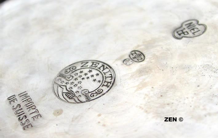 ZENITH et la signature des boites GoussetargentNilfondintrieur2502200