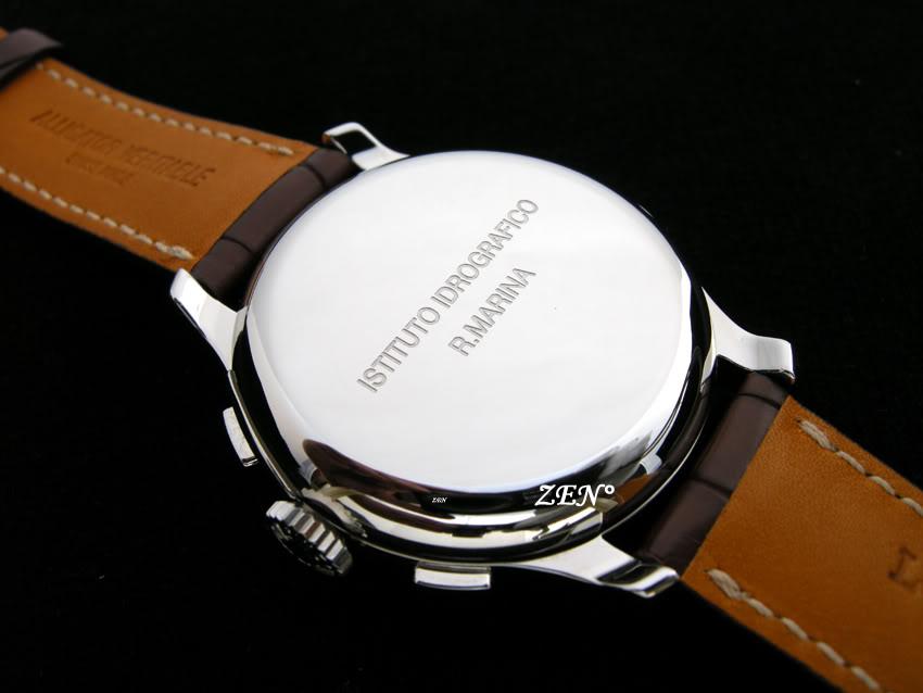 Longines Istituto Idrografico Marina : J'ai décidé de craquer sur cette montre - Page 3 Longinesidrograficofond
