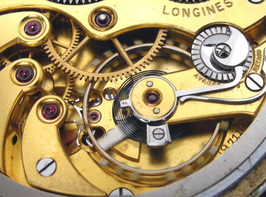 La grande conquète industrielle de l'interchangeabilité des pièces Longinesmilitaireallemandecalibredt