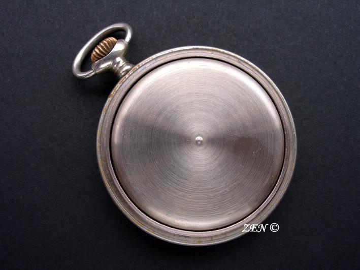 panerai - Les gousset monoblocs - Rolex Panerai - MontreMilitairecachepoussire2copie