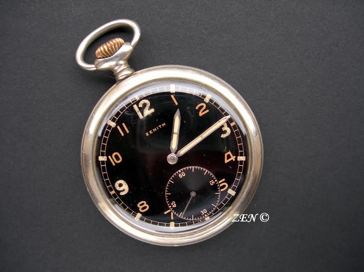 Longines Istituto Idrografico Marina : J'ai décidé de craquer sur cette montre - Page 3 MontreMilitairecadranfacecopie