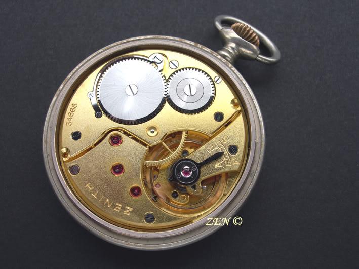 panerai - Les gousset monoblocs - Rolex Panerai - MontreMilitairecalibre193-P-6