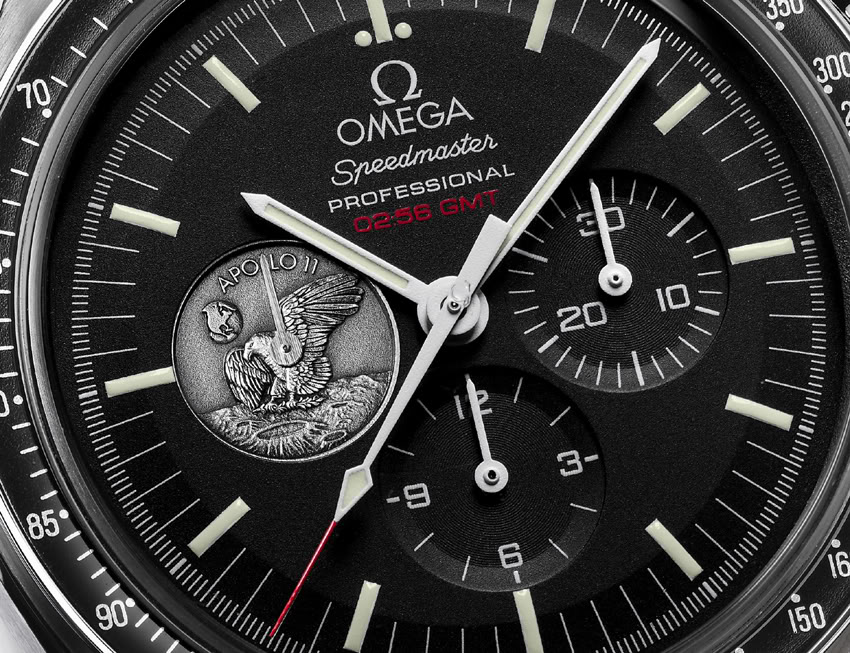 "News : Omega Speedmaster APOLLO 11 ""40TH ANNIVERSARY"" LIMITED EDITION Omegaappollo11"