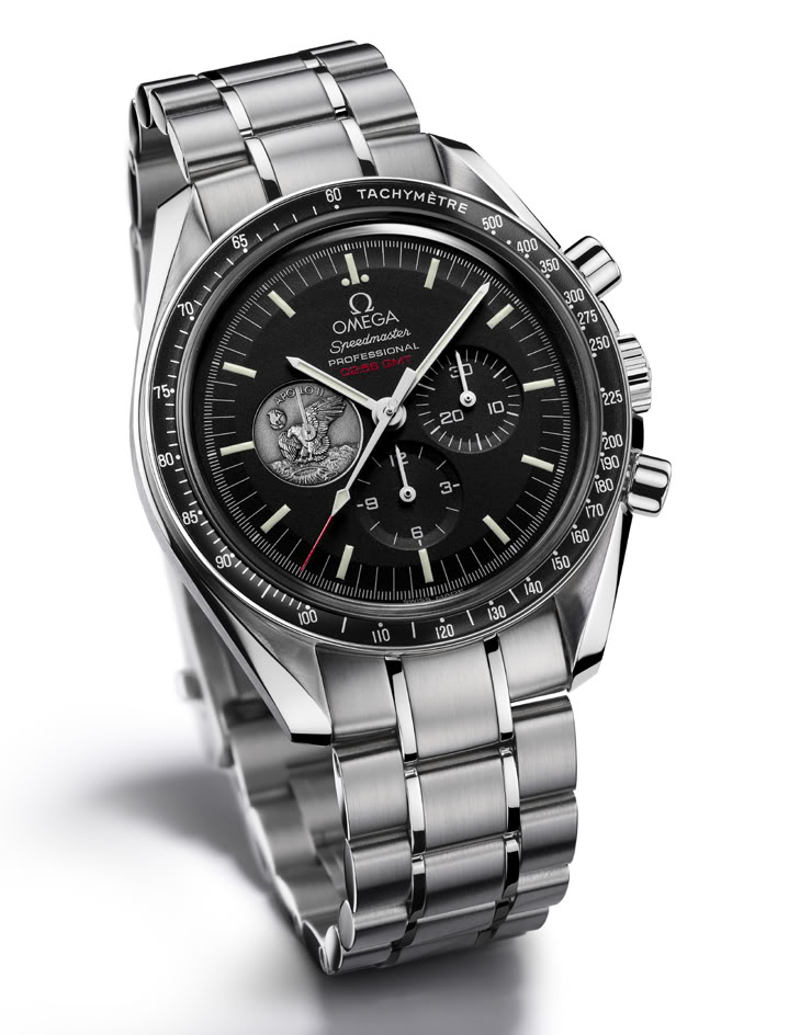 "News : Omega Speedmaster APOLLO 11 ""40TH ANNIVERSARY"" LIMITED EDITION Omegaappollo112"