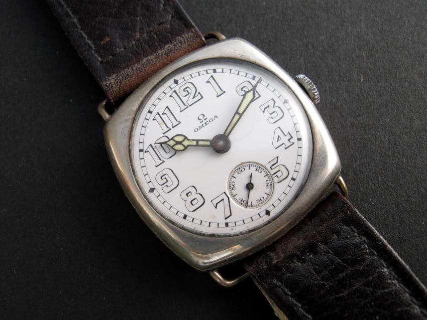 Longines Istituto Idrografico Marina : J'ai décidé de craquer sur cette montre - Page 3 Omegacarre1917