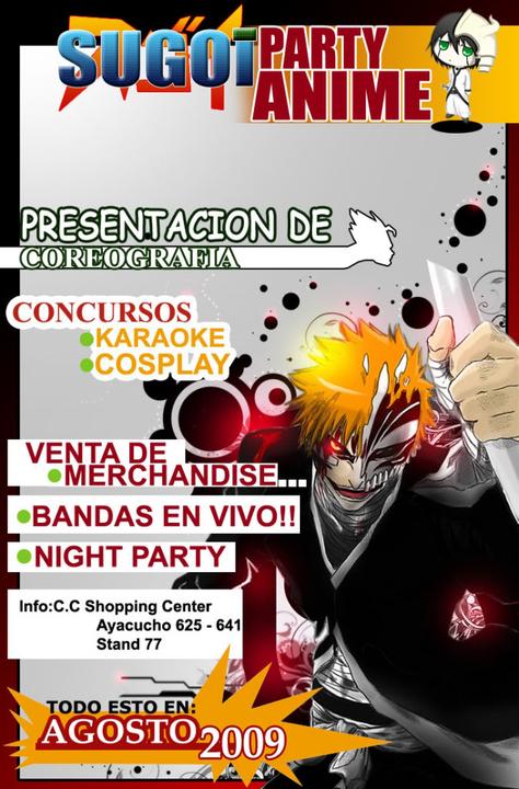 Sugoi Anime Party 2009!!! EVENTOSUGOIcopia