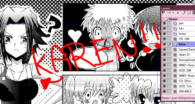 dibujitos y manga bye keka Lulu3