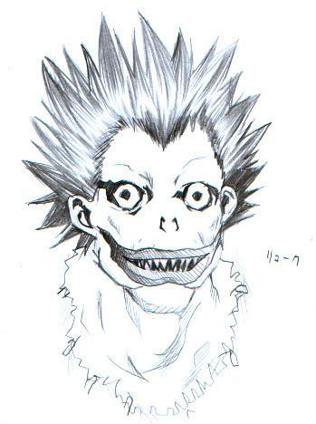 dibujitos y manga bye keka Ryuku