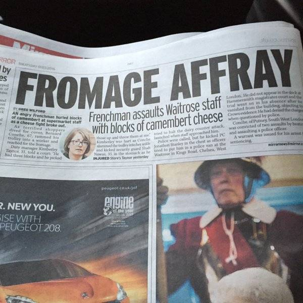 In other news .... - Page 6 FromageAffray