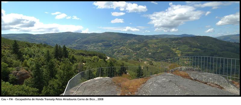 Escapadinha pelos Miradouros Corno de Bico 2-Miradouro-CasteloSt-Cruz
