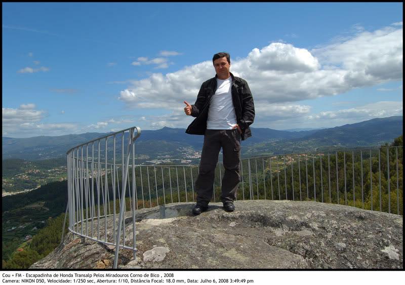 Escapadinha pelos Miradouros Corno de Bico 4-Miradouro-CasteloSt-Cruz